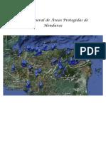 Areas Protegidas de Honduras2