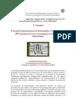 Décimas Jornadas Humanidades  1 circular