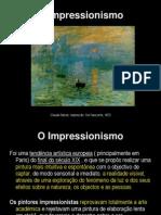 IMPRESSIONISMO 2011-12