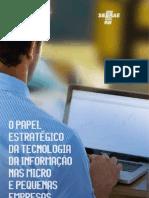O papel estratégico da tecnologia da informação nas MPE