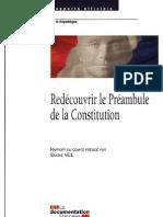 Rapport Vieil préambule