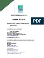 Manual Distrito 4835- 10/03/12