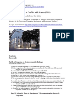 Radiation Protection in Conflict With Science by Franz Adlkofer and Karl Richter