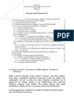 3 - European Legal Framework - Economic Activity vs the Exercise of Public Authority - Notes
