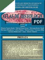 Atlas de histologie-Îndrumãtor de lucrãri practice, I