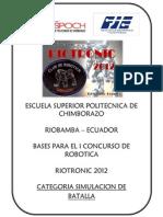 to Simulacion Arena Riotronic2012