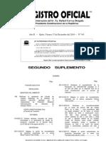 Registro Oficial Del 18 de Dic de 2010