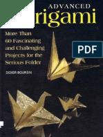 -Didier Boursin - Advanced Origami