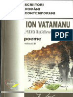 Ion Vatamanu - Altă iubire nu este vol. 2