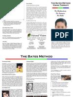 The Bates Method Natural Vision