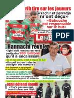 LE BUTEUR PDF du 12/03/2012
