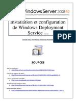 Installation et configuration de WDS (tuto de A à Z)