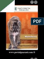 MAMÍFEROS - Refugio Faunístico Atinguy - ENTIDAD BINACIONAL YACYRETA