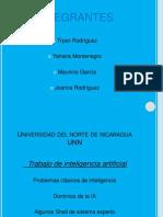 Trabajo de Problemas Clasicos de I. a.