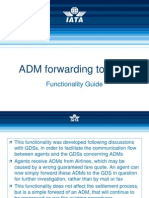 Adm Forwarding to Gds