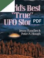Jenny Randles & Peter Hough - World's Best True UFO Stories