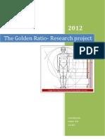 Golden Ratio Phase 1