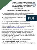 ReglasCompetenccias de Programación UPRB