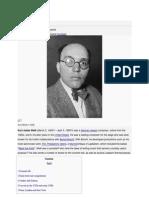 Wikipedia Kurt Weill