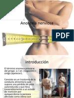 Anorexia Nerviosa y Bulimia Nerviosa