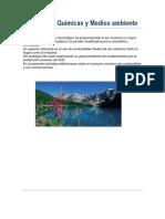 Reacciones Químicas y Medios ambient1