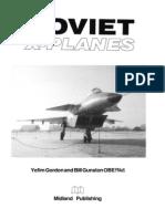 Aviation] Soviet X-Planes