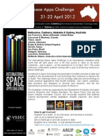 International Space Apps Challenge Australia Flyer_2