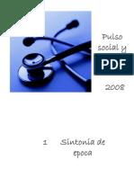 Pulso Social y Consumo LATAM 2008