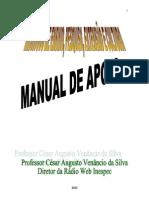 PROFESSOR CÉSAR VENANCIO  MANUAL DE APOIO RWI VOL 1