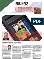 Cornell Business Journal, November 2011