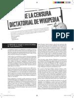 La Wikipedia en Español vs Actores de Doblaje