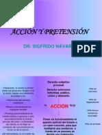 ACCIÓN Y PRETENSIÓN[1]