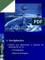 capitulo 02 - precipitações