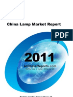 China Lamp Market Report