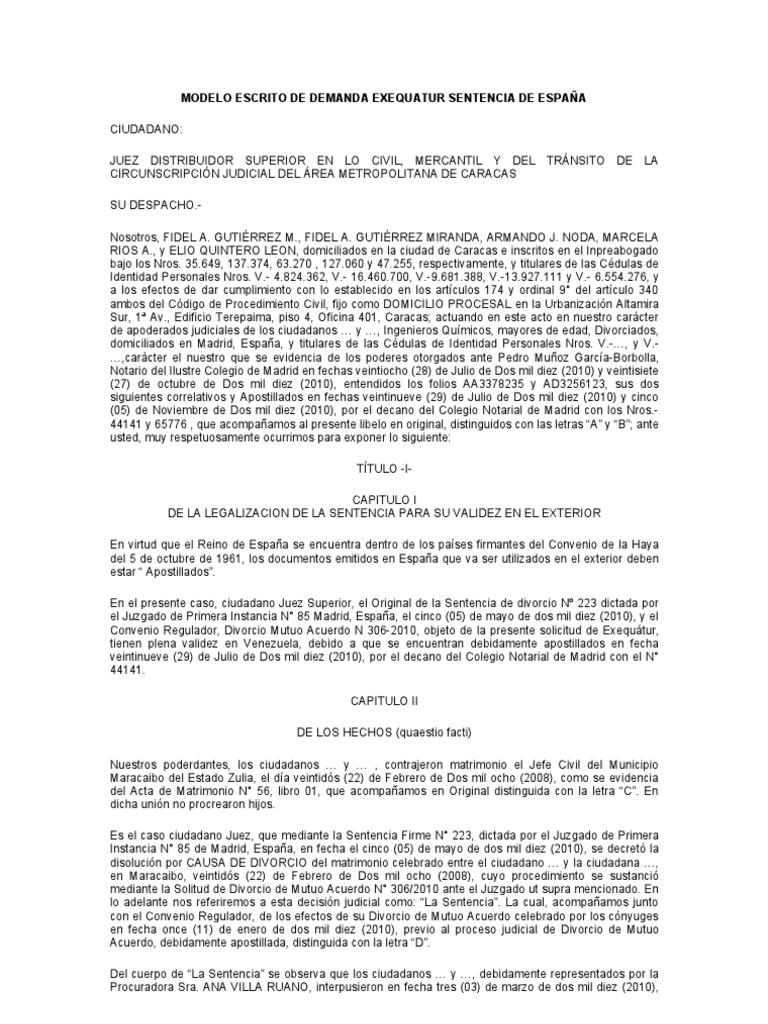 Lujo Plantilla De Acuerdo Escrito Regalo - Ejemplo De Colección De ...
