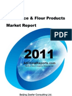 China Rice Flour Products Market Report