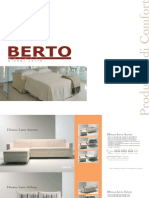 Divani Letto - Berto Salotti