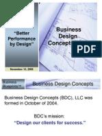 Business Design Concepts Intro 1226410958794972 8