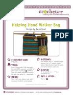 CR Walker Bag