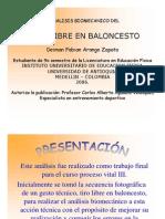 016 Tiro Libre Baloncesto