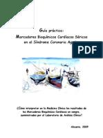 Guía práctica marcadores cardiacos con capitulo XIII editorial 2009 final