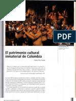 El Patrimonio Cultural Inmaterial de Colombia