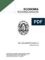 1.- ECONOMIA NOCIONES BASICAS