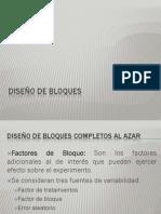 Cap 4. Diseño de bloques