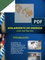 Aislamiento de Energía - Est.Corporativo 22.01-Katia Cumpa