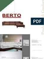 Divani Moderni - Berto Salotti -