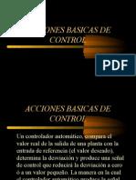 Acciones de control1