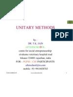Unitary Methods