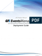 Deploying GFI EventsManager™