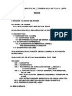 protocolo disnea